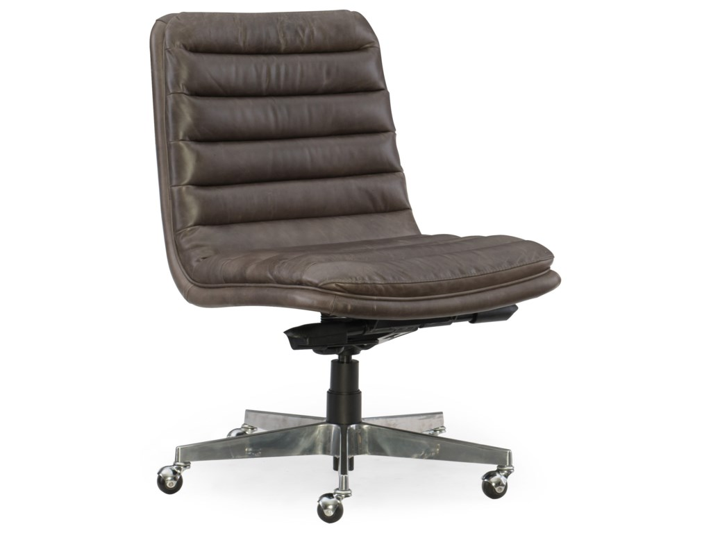 Hooker Furniture Executive Seating Wyatt Home Office Chair with ...