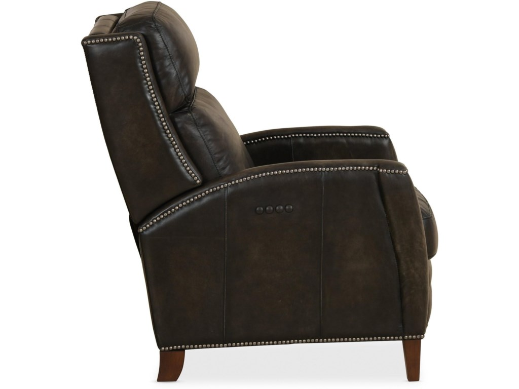 Hooker Furniture Reclining ChairsPower High Leg Recliner