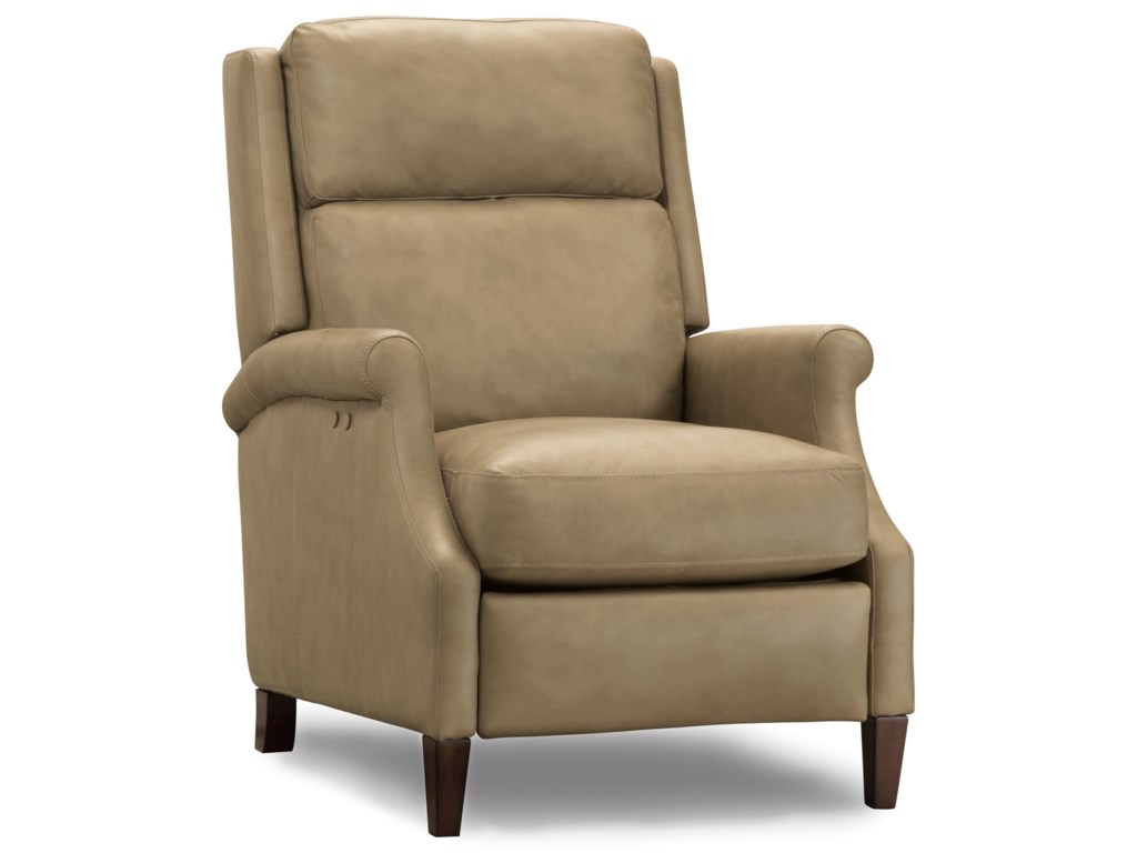 Hooker Furniture Reclining Chairs Allie Transitional Power Recliner ...