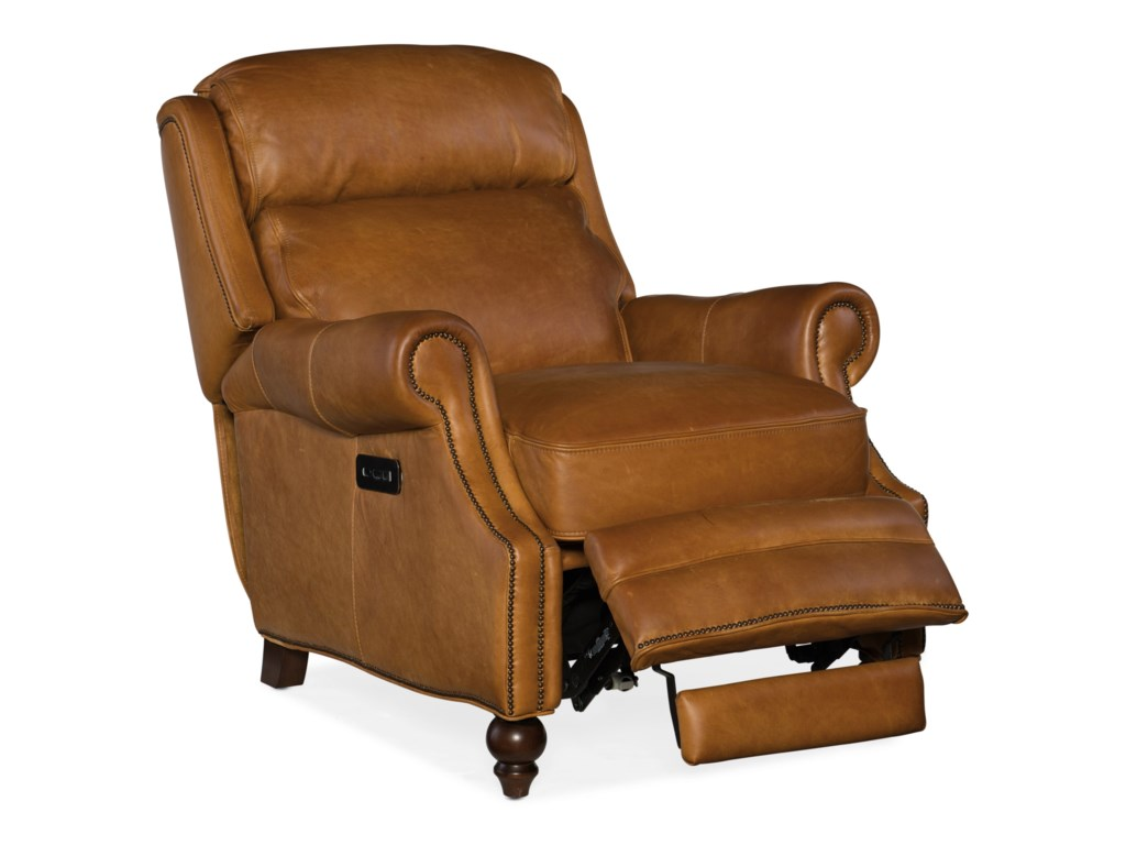 Hooker Furniture Reclining ChairsPower Recliner with Power Headrest