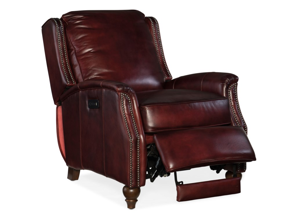 Hamilton Home Reclining ChairsBran Power Recliner with Power Headrest