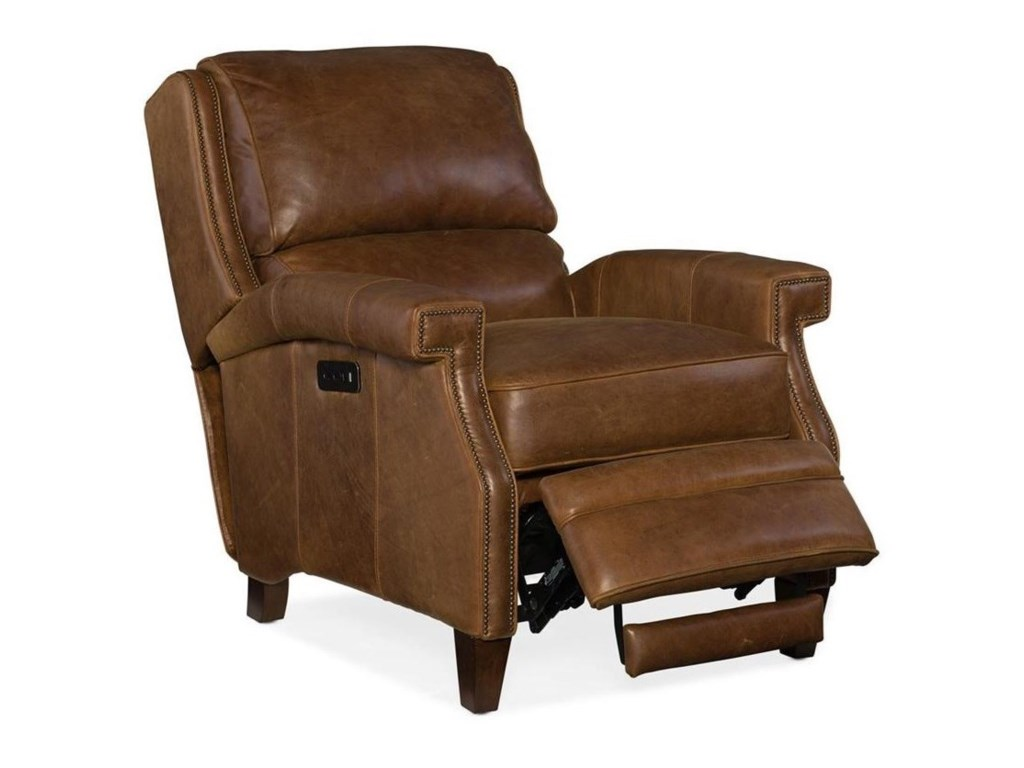Hooker Furniture Reclining ChairsElan Power Recliner with Power Headrest