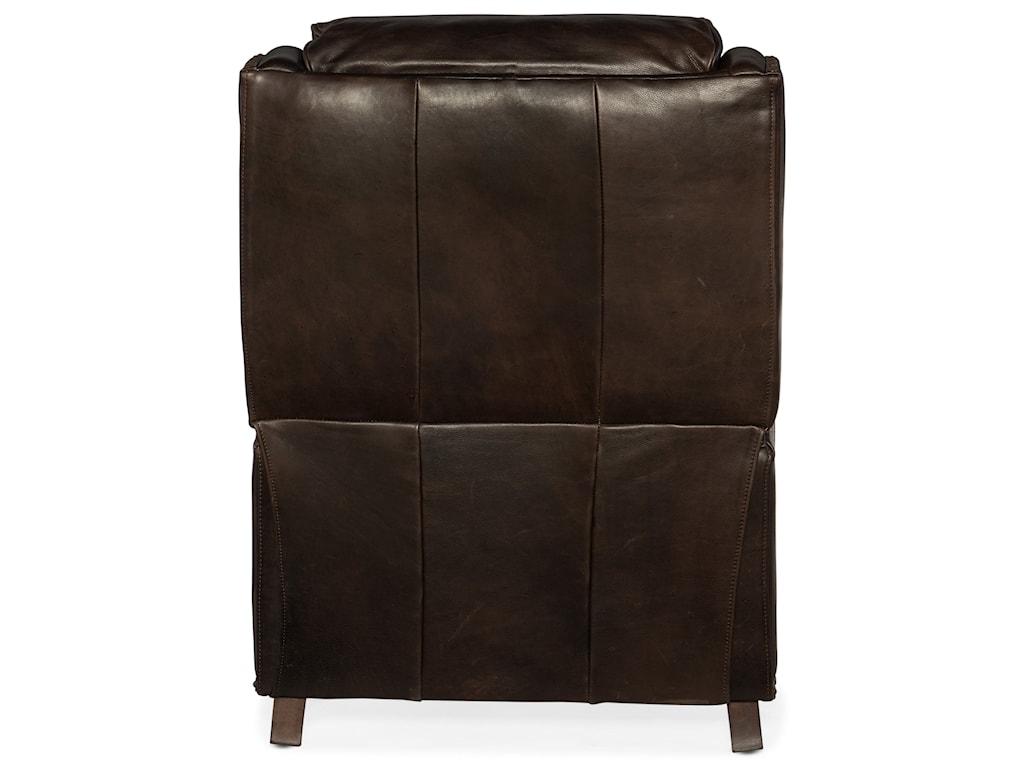 Hooker Furniture Reclining ChairsTutor Power Recliner with Power Headrest