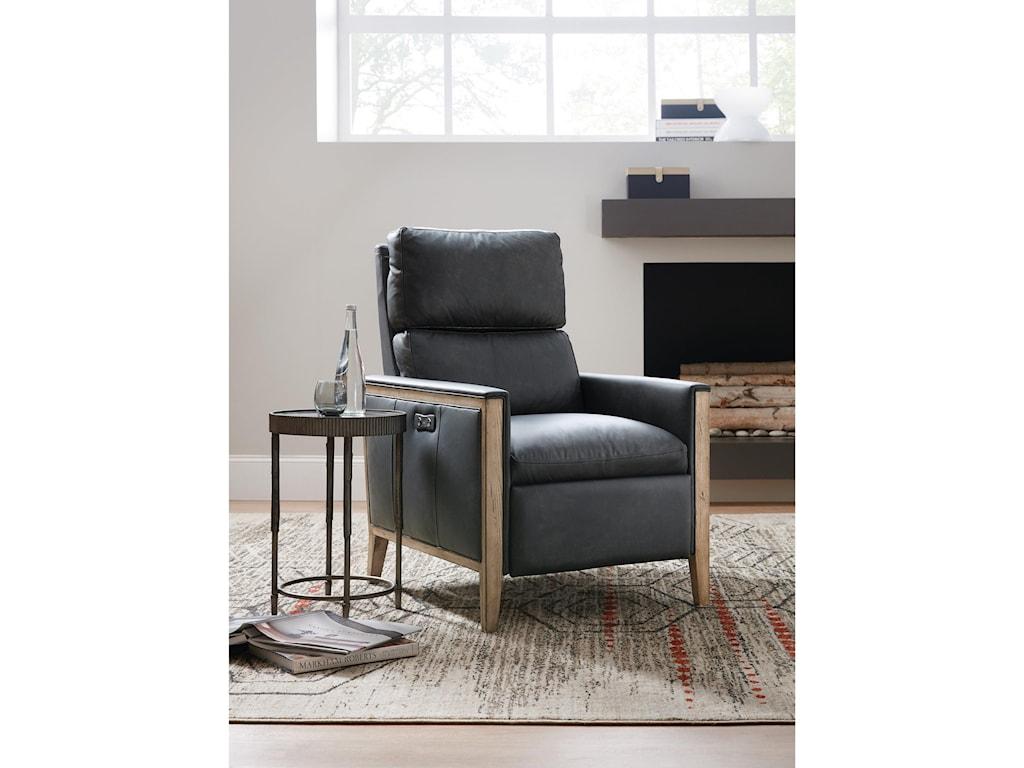Hooker Furniture Reclining ChairsPower High Leg Recliner