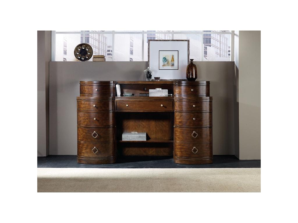 Hooker Furniture SkylineComputer Credenza