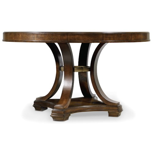 Hooker Furniture Skyline Round Dining Table