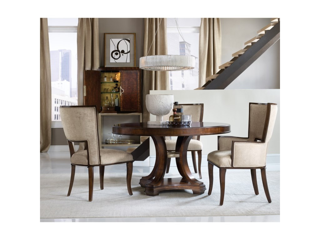 Hooker Furniture SkylineRound Dining Table