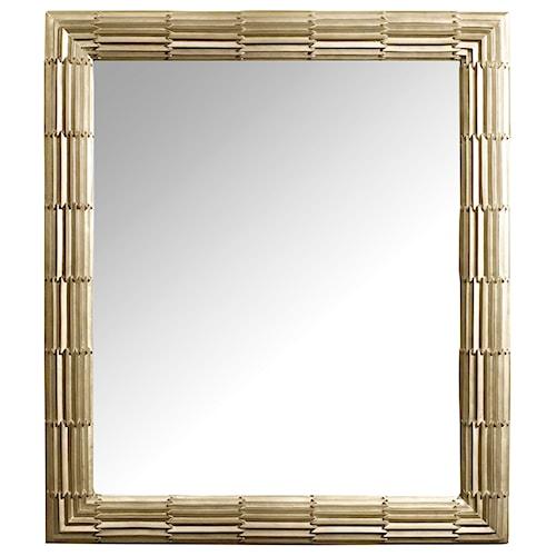 Hooker Furniture Skyline Textured Wall Mirror