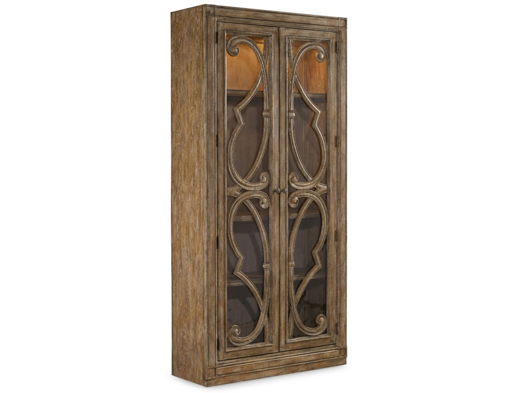 Hooker Furniture SolanaBunching Curio Cabinet