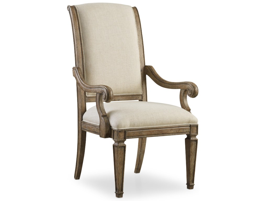 Hooker Furniture SolanaUpholstered Arm Chair