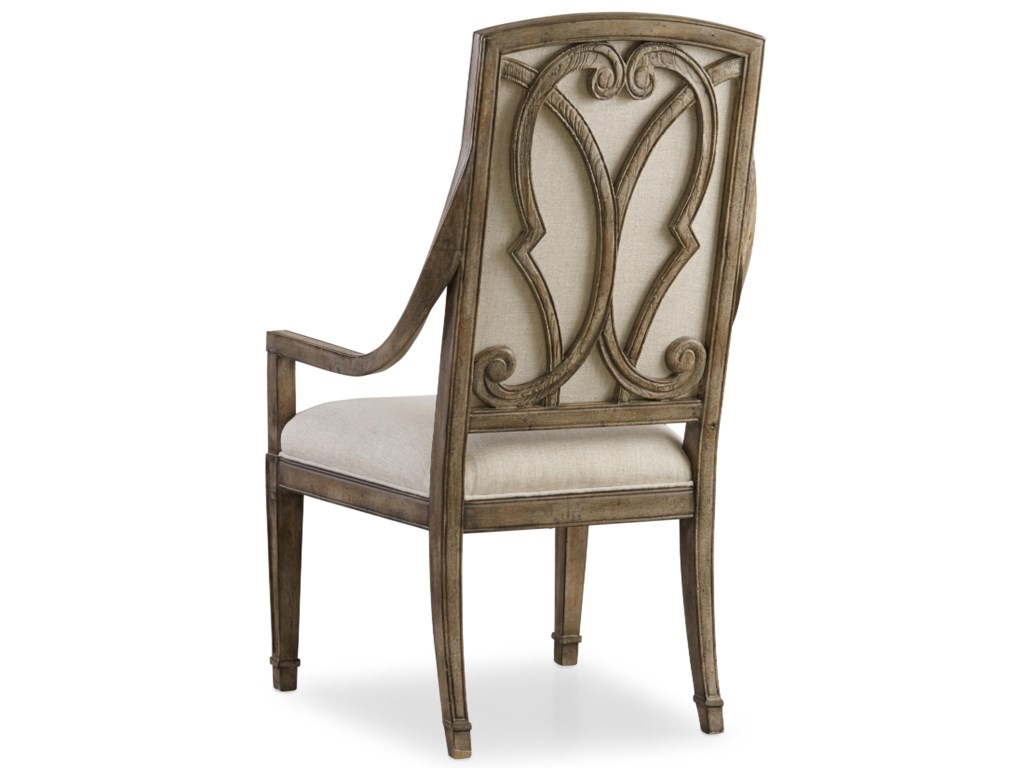 Hooker Furniture SolanaHost Chair