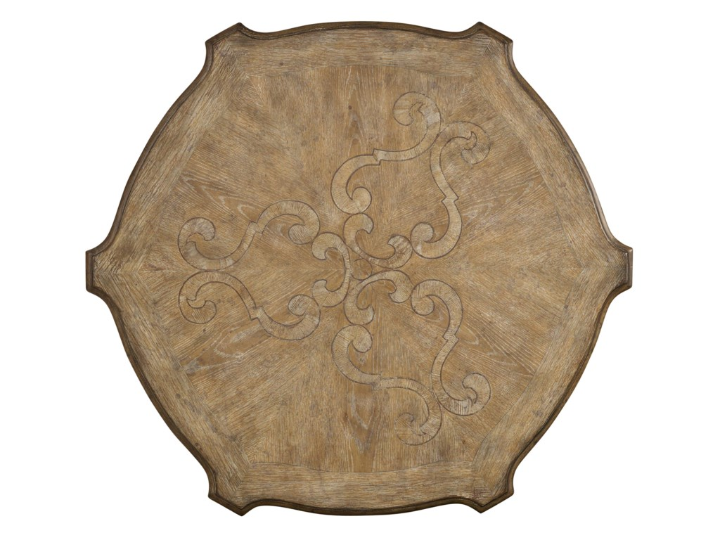 Decorative Wood Inlay Design
