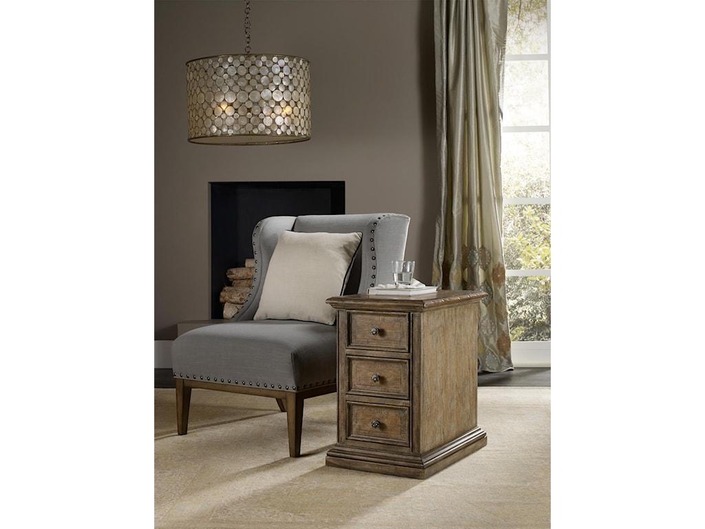 Hooker Furniture SolanaChairside Chest