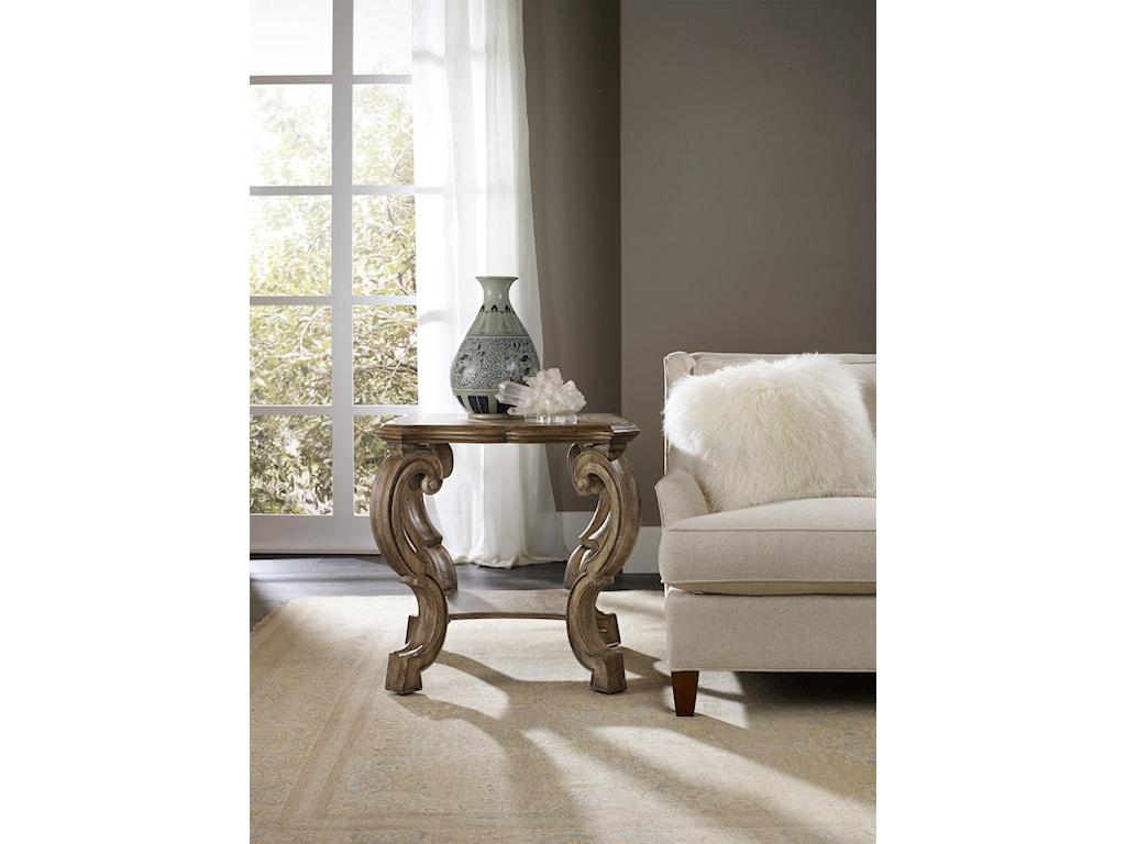 Hooker Furniture SolanaLamp Table