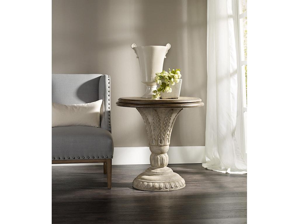Hooker Furniture SolanaRound Accent Table