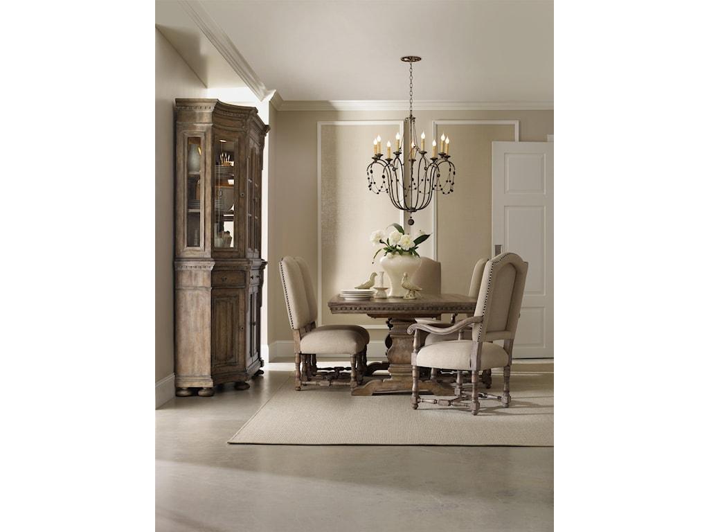 Hooker Furniture SorellaUpholstered Arm Chair