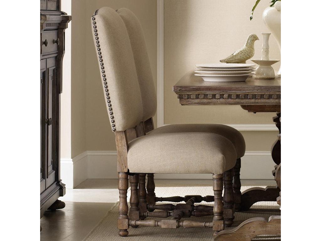 Hooker Furniture SorellaUpholstered Side Chair