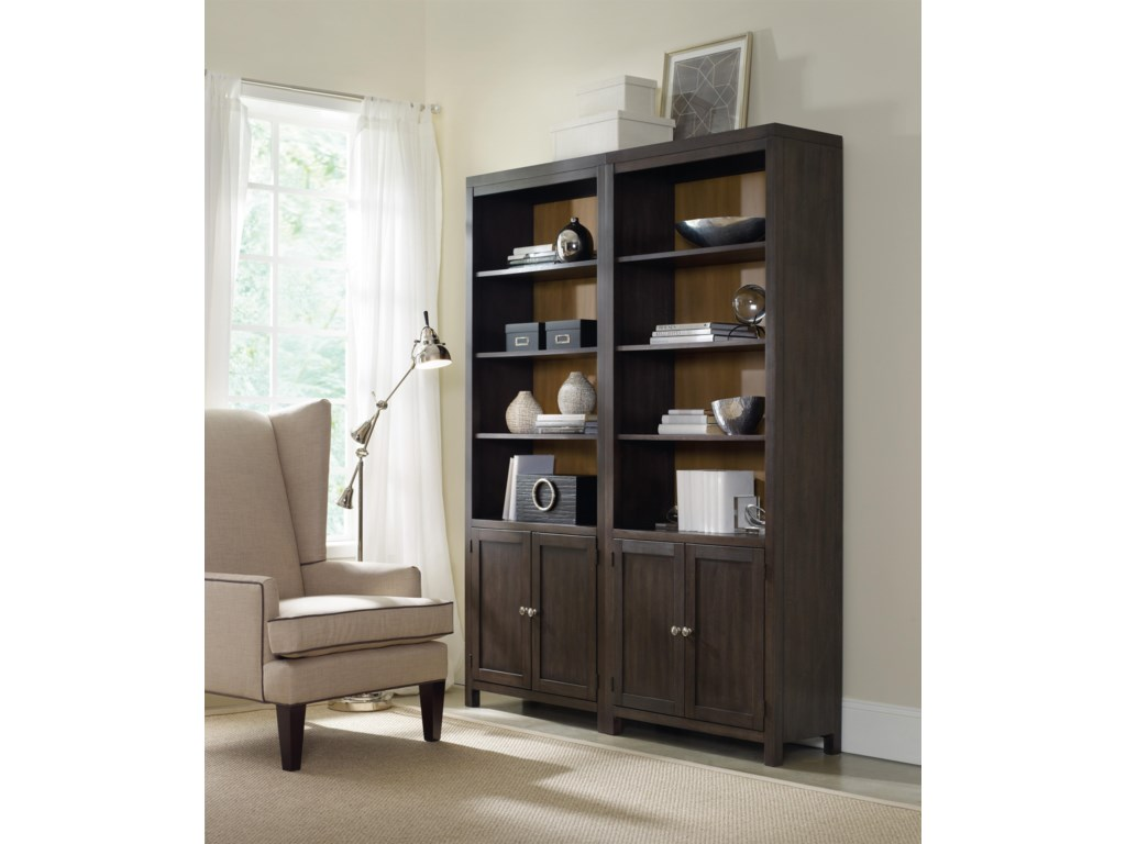 Hooker Furniture South ParkBunching Bookcase