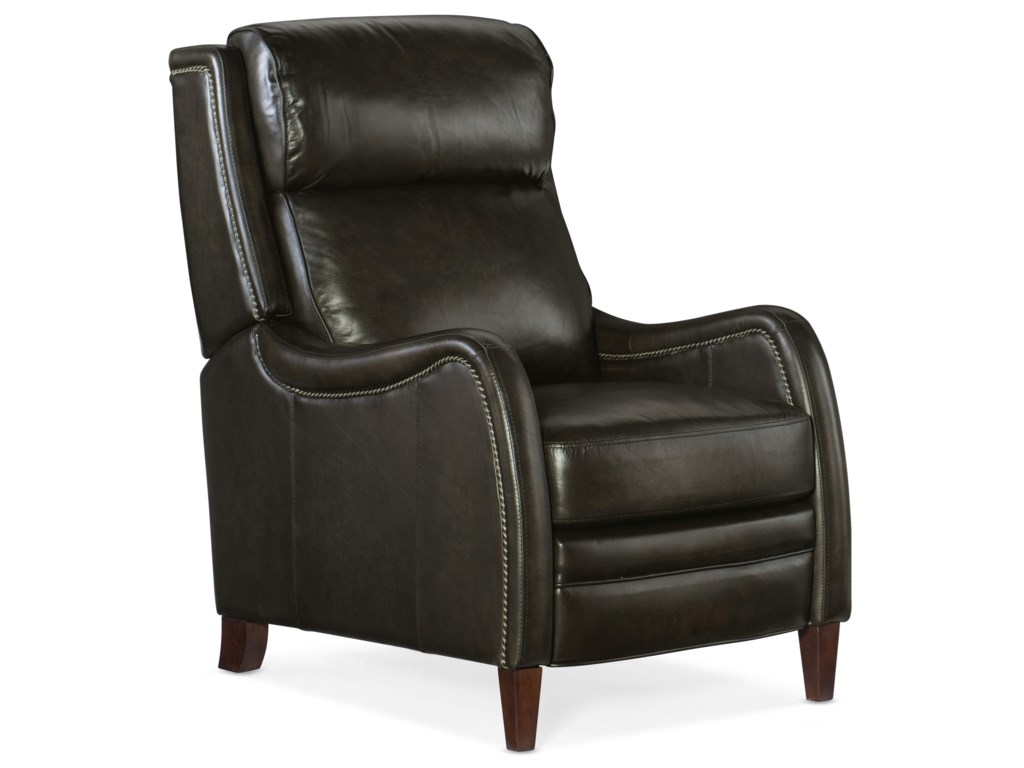 Hooker Furniture StarkManual Push Back Recliner