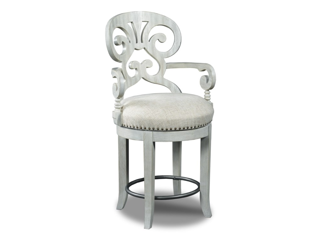 pretty furniture of ava foter stool coastal counter kitchen arms chairs bar best height with cottage stools elegant