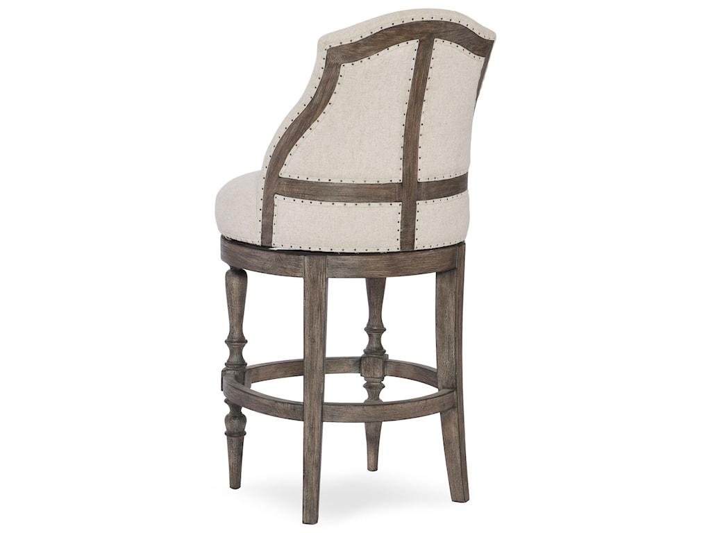 Hooker Furniture Stools MediumKacey Deconstructed Counter Stool