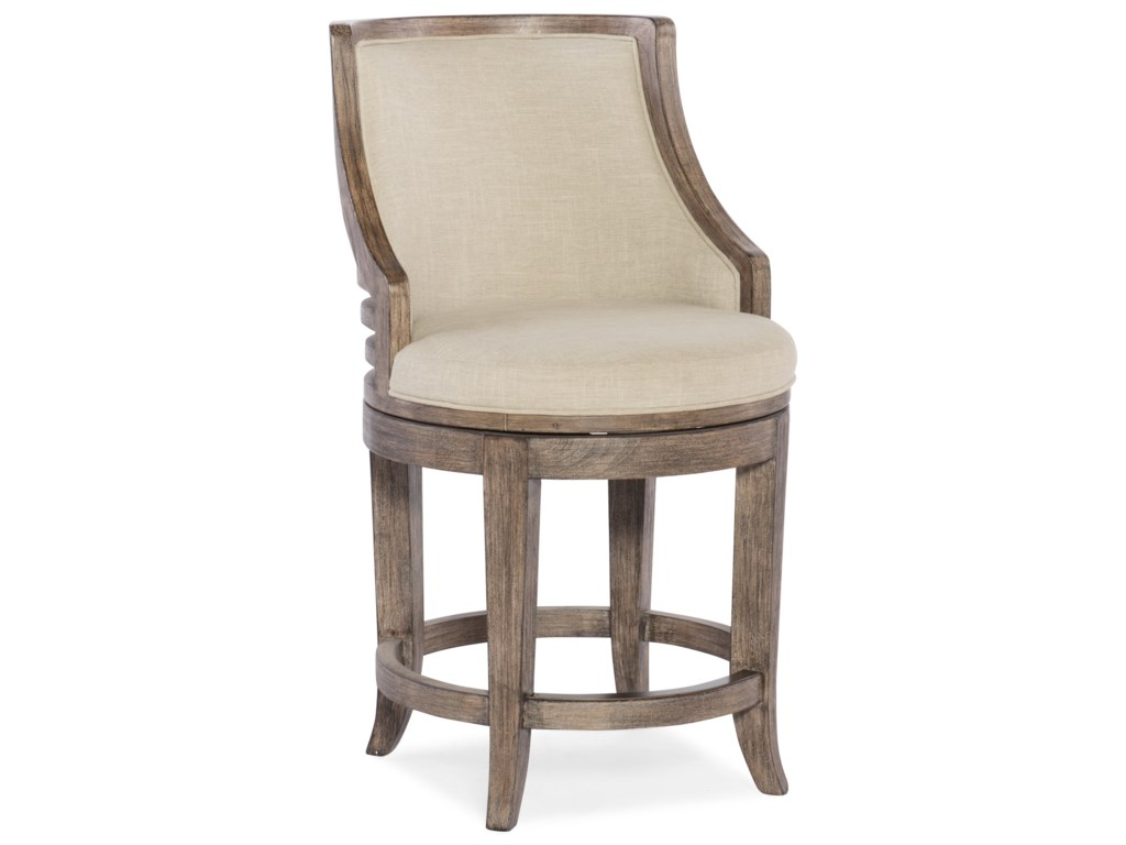 Hooker Furniture Stools MediumLainey Transitional Counter Stool