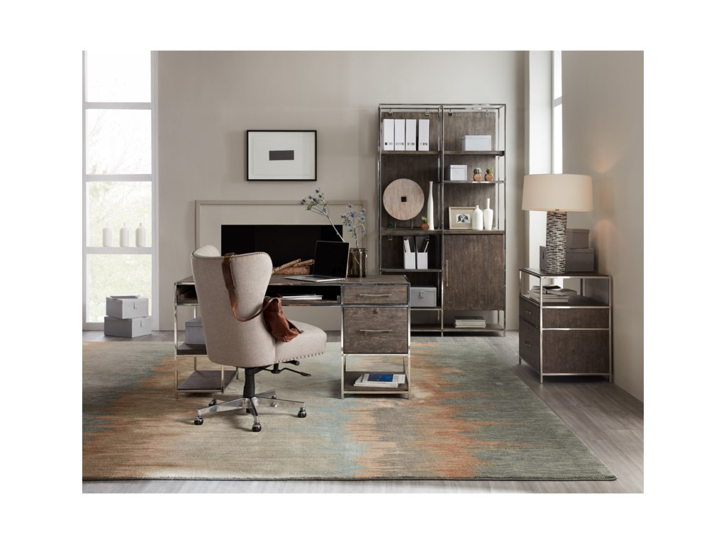 Hooker Furniture StoriaLateral File