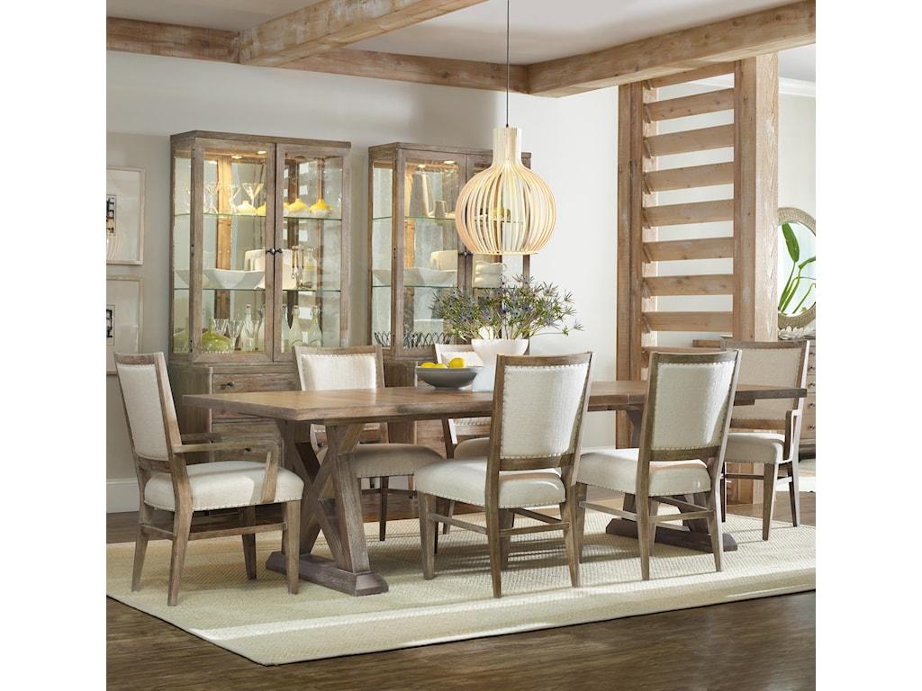 Hooker Furniture Studio 7H7 Piece Dining Set