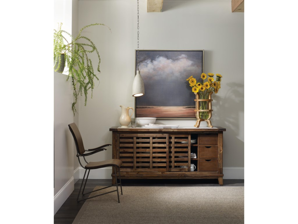 Hooker Furniture Studio 7HReclamation Entertainment Console