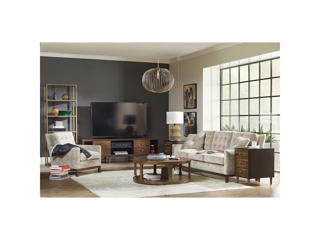 Hooker Furniture Studio 7HIndie Chairside Chest