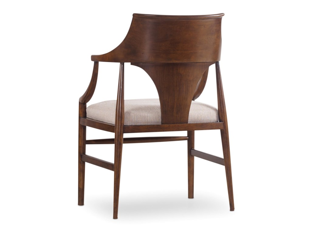 Hooker Furniture Studio 7HJens Danish Arm Chair