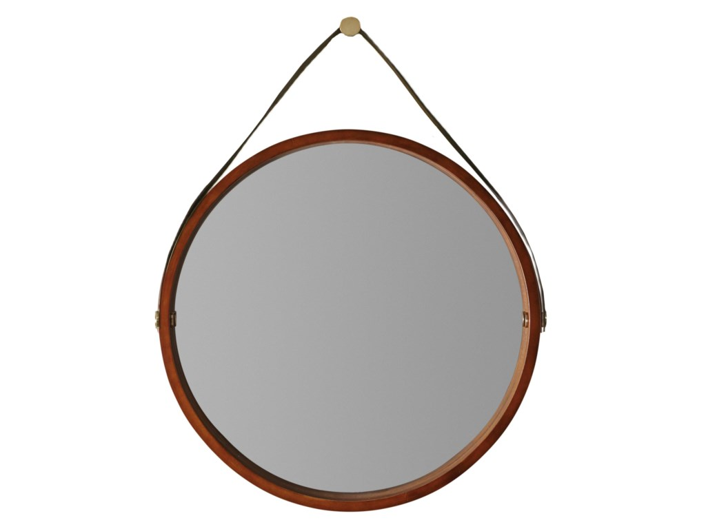 Hooker Furniture Studio 7HPortal Round Mirror