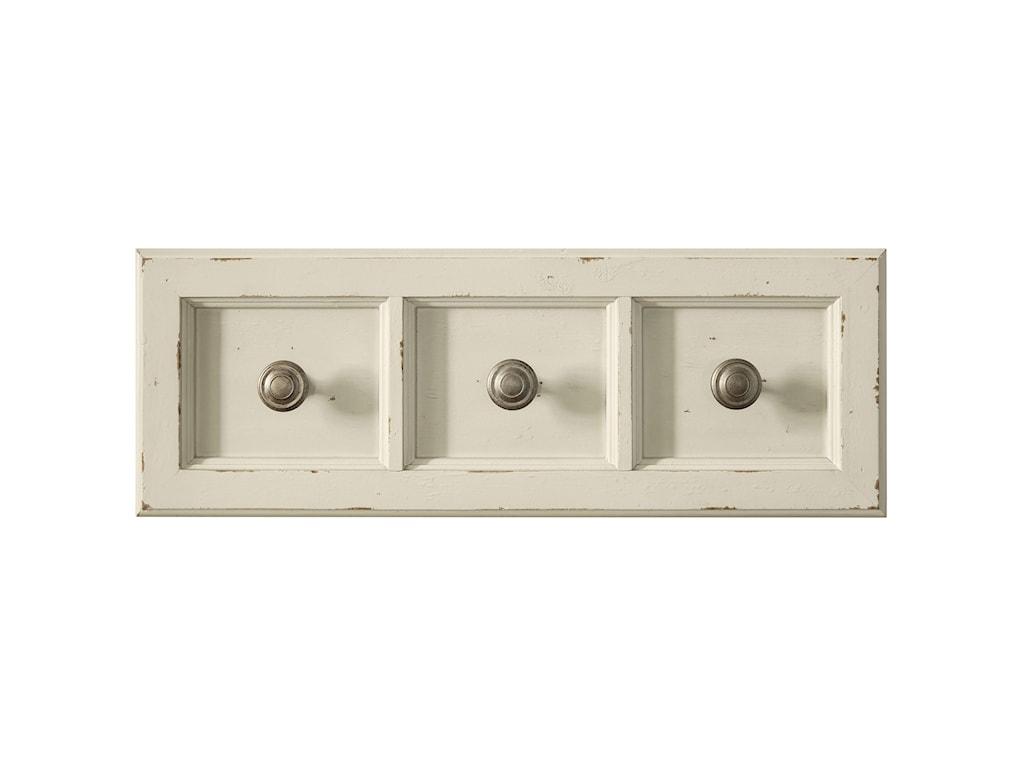 Hooker Furniture SturbridgeThree-Drawer Nightstand