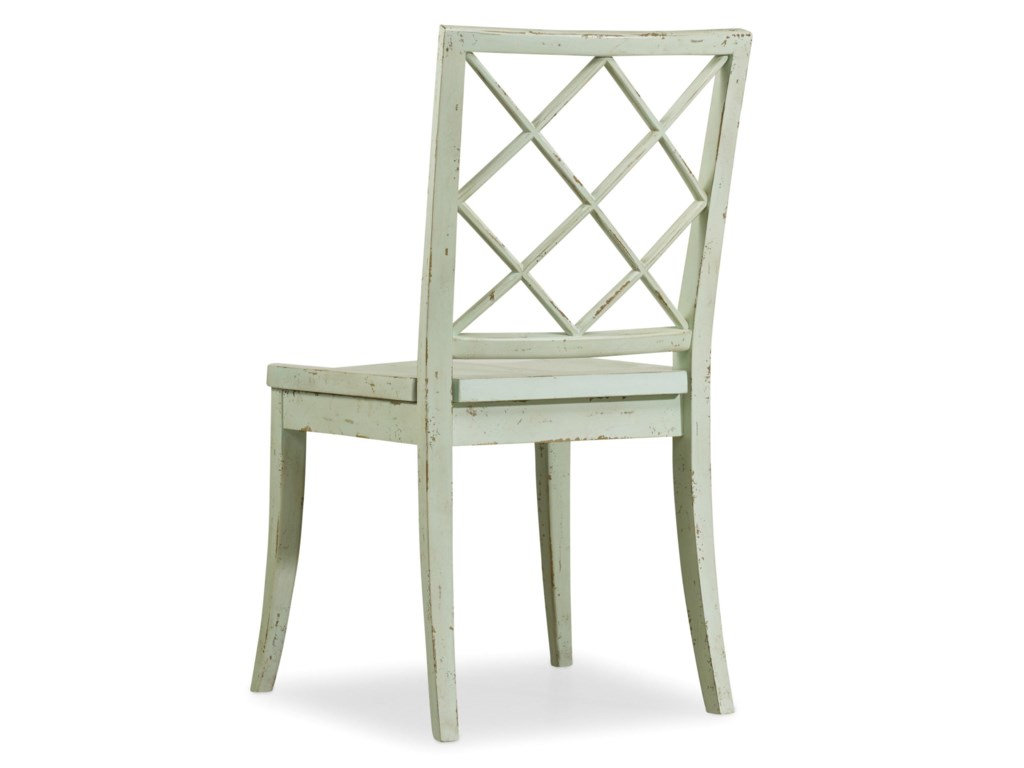 Hooker Furniture Sunset PointX Back Side Chair