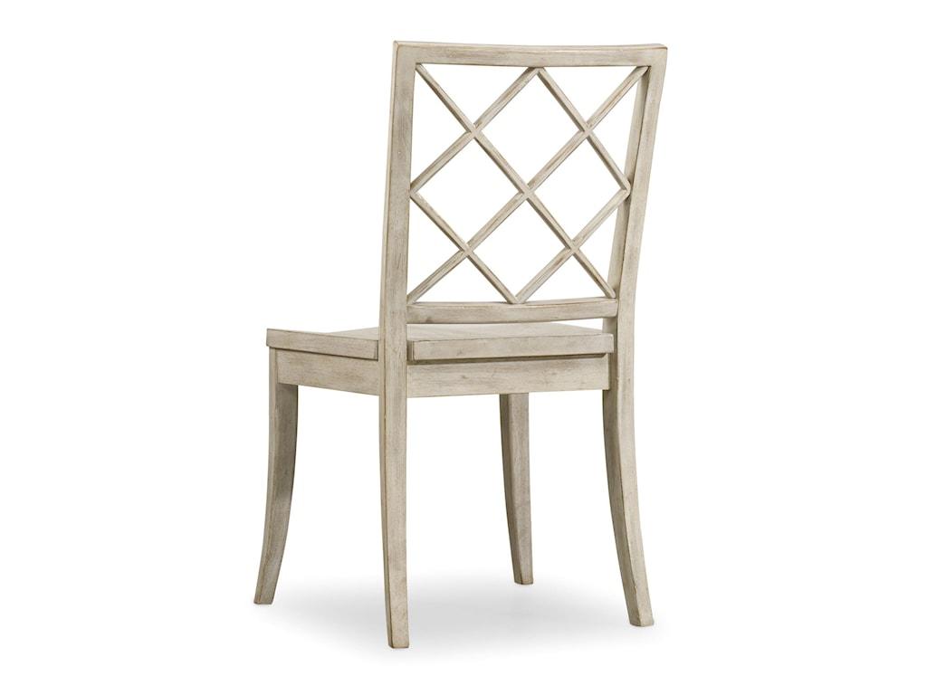 Hooker Furniture Sunset PointX Back Side Chair
