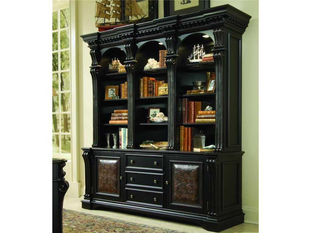 Hooker Furniture TellurideBookcase Combination