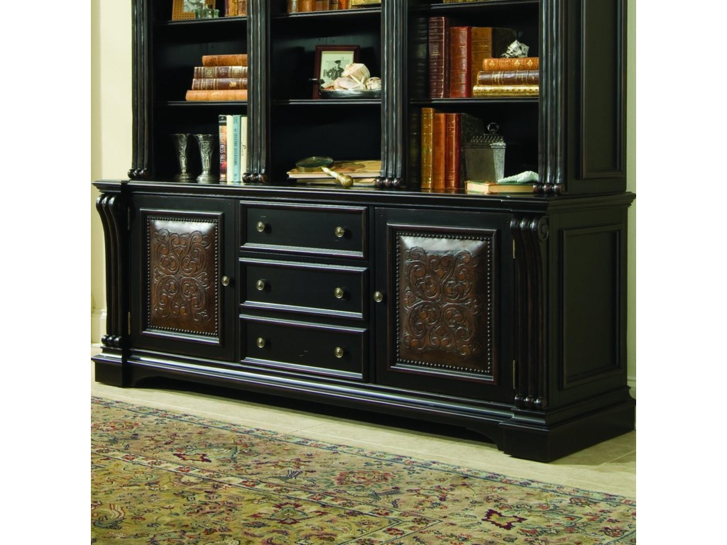 Hooker Furniture TellurideBookcase Base