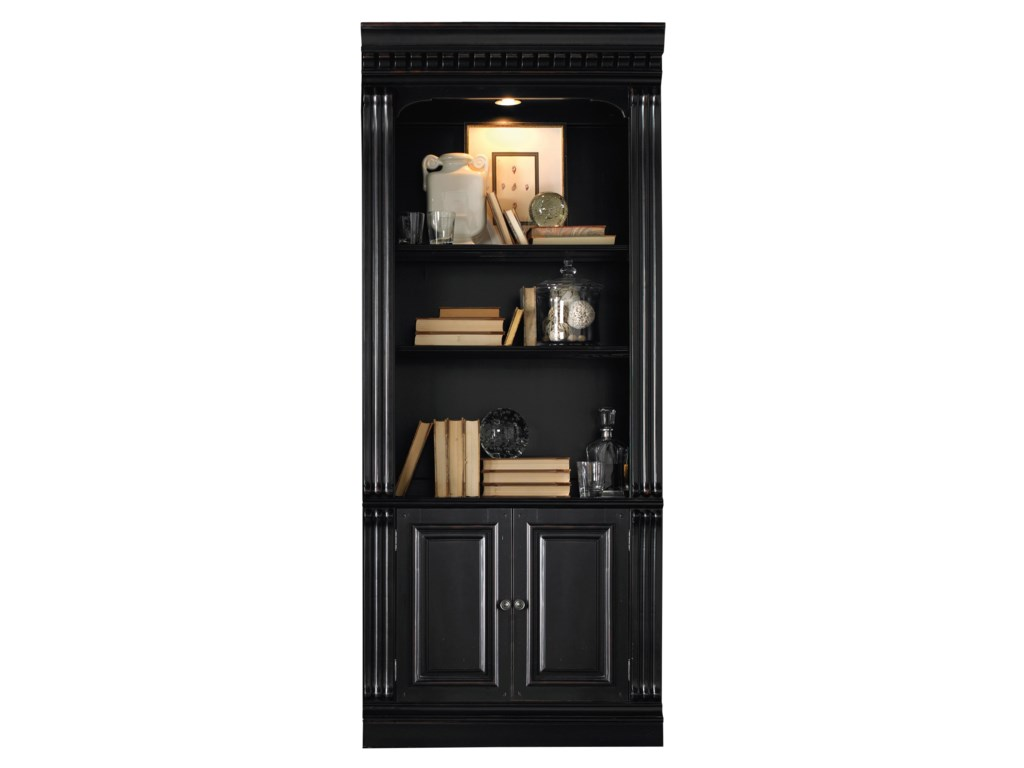 Hooker Furniture TellurideBunching Bookcase with Doors