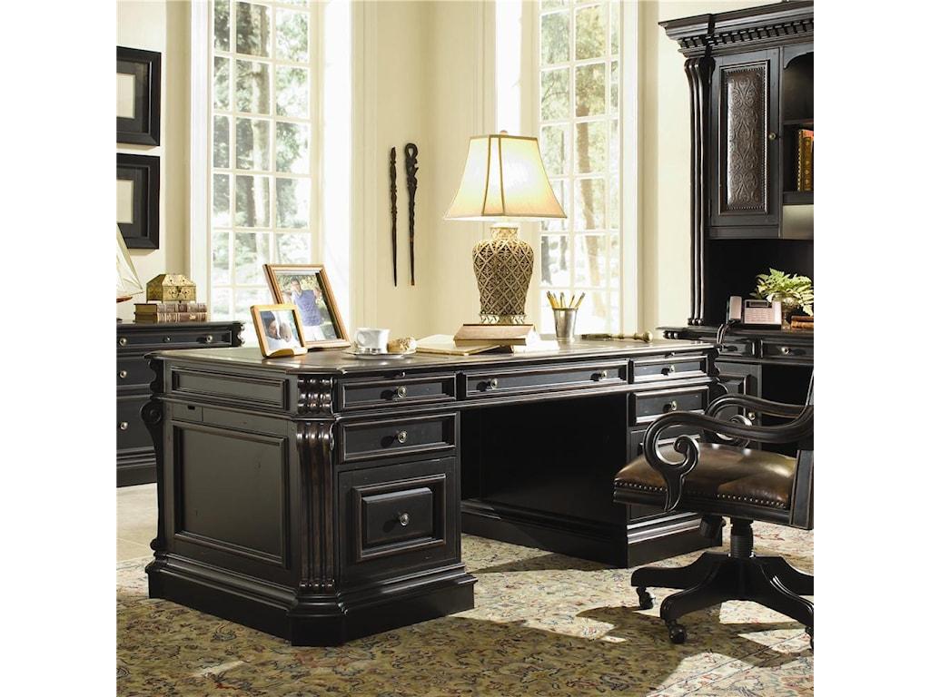 Hooker Furniture TellurideExecutive Desk