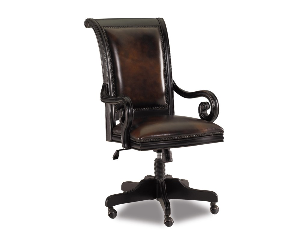 Hooker Furniture TellurideTilt Swivel Chair