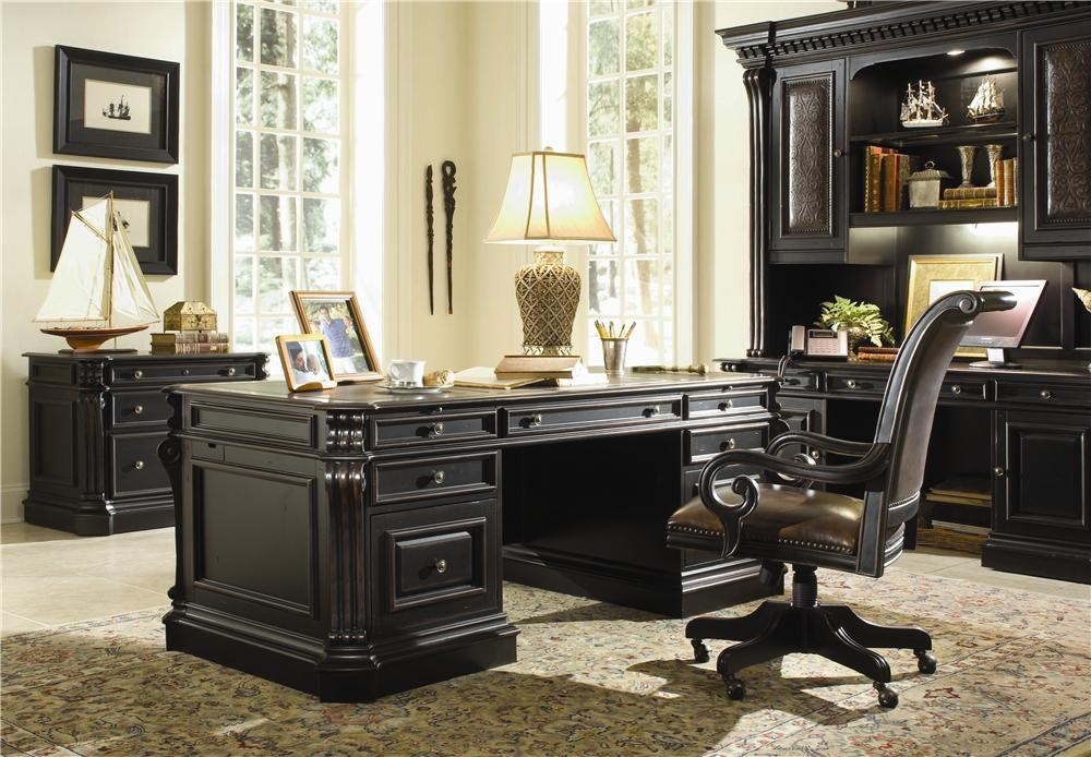 Shown with Executive Desk