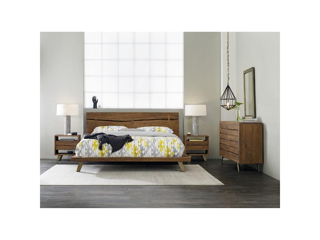 Hooker Furniture TranscendQueen Bedroom Group