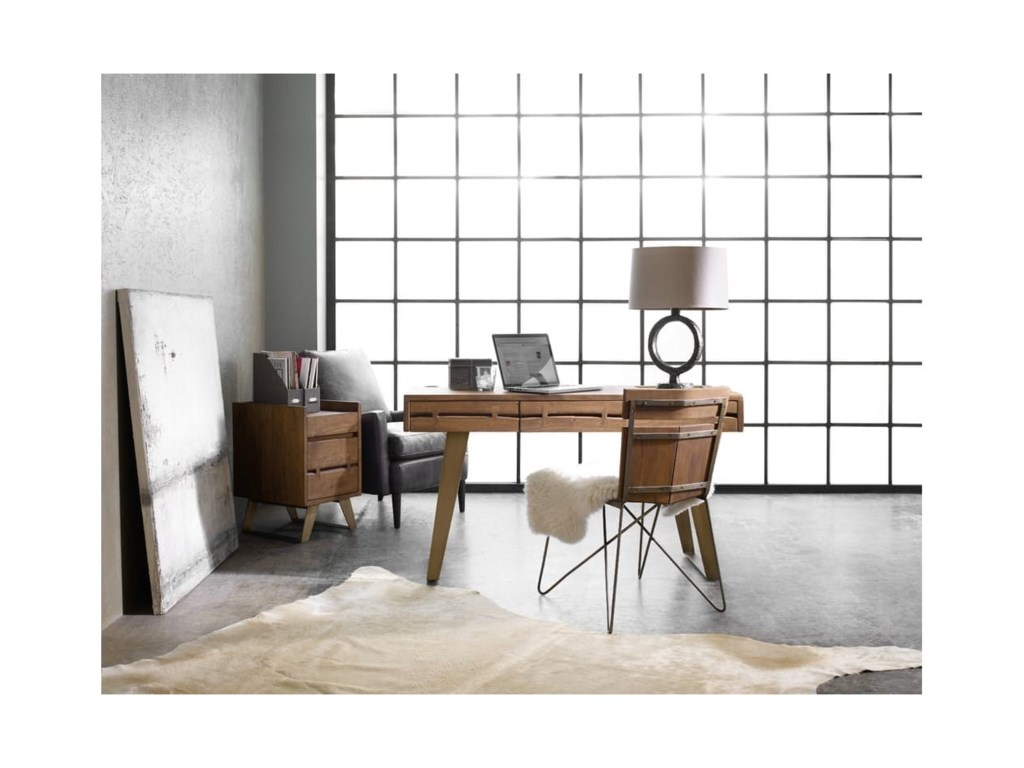 Hooker Furniture TranscendContemporary Writing Desk