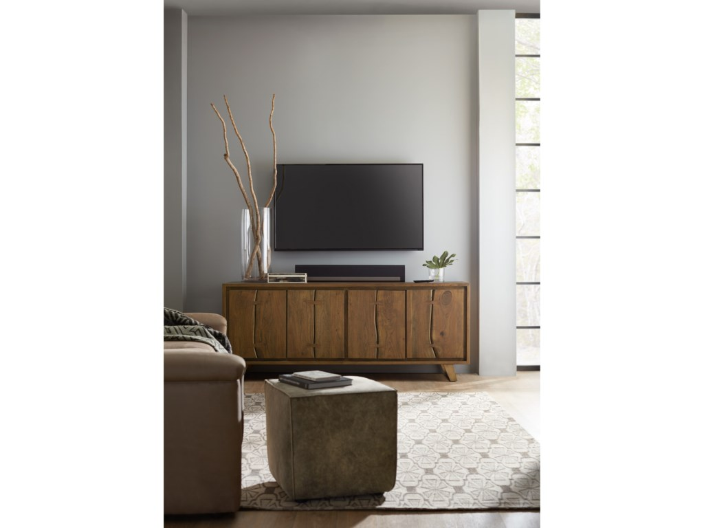 Hooker Furniture TranscendEntertainment Console