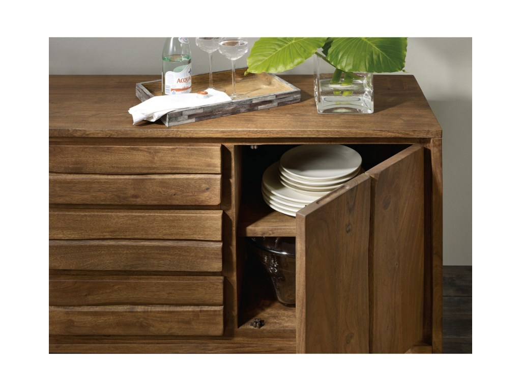 Hooker Furniture Transcend3 Drawer Buffet