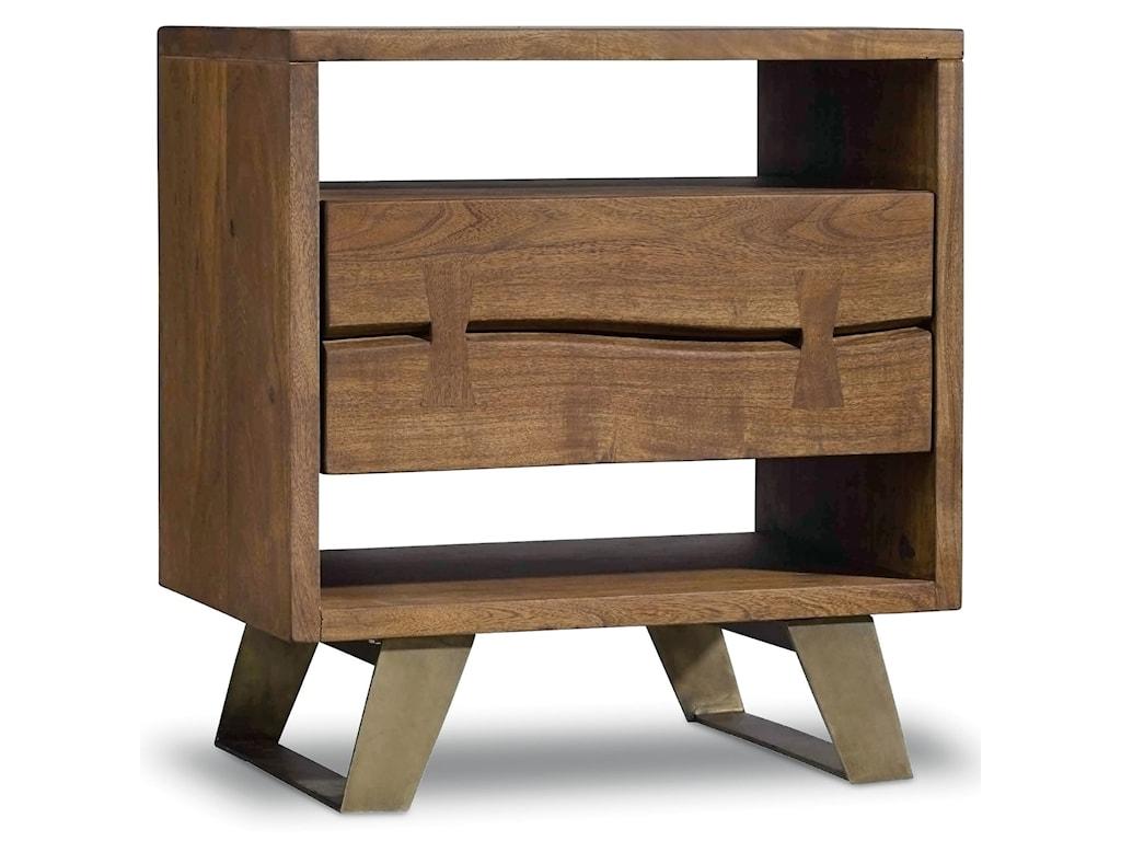 Hooker Furniture TranscendOne Drawer Nightstand