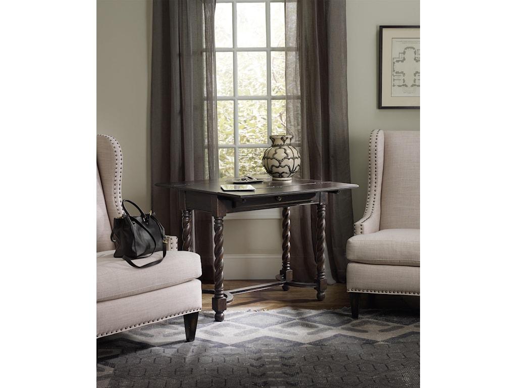 Hooker Furniture TrevisoFlip-Top Accent Table