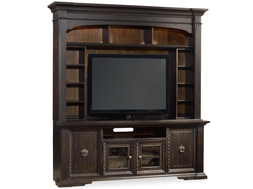 Hooker Furniture Treviso2 Pc Entertainment Group