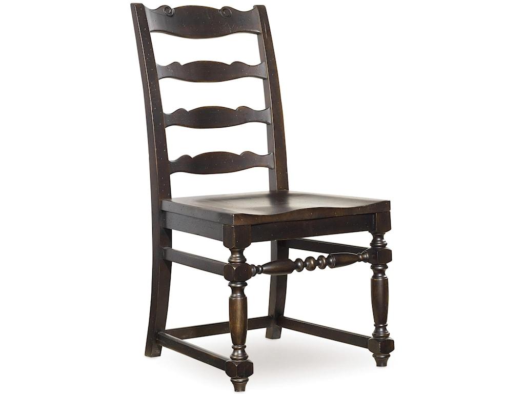 Hooker Furniture TrevisoLadderback Side Chair