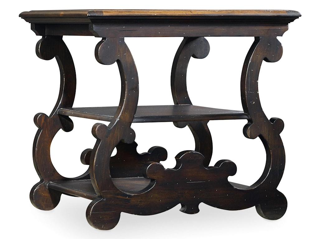 Hooker Furniture TrevisoEnd Table